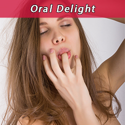 Oral Phone Sex